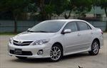 Toyota Việt Nam ra mắt phiên bản Corolla Altis 2.0RS