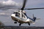 Trực thăng bay thử nổ tung, 6 người thiệt mạng