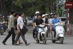 Phạt nặng người đi bộ vi phạm giao thông