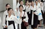 Phu nhân nhà lãnh đạo Triều Tiên khi còn trẻ