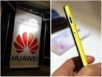 Huawei sẽ vượt mặt 'cựu binh' HTC, Sony