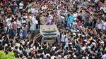 Dân Trung Quốc biểu tình rầm rộ phản đối đường ống nước thải
