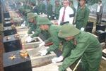 Phát hiện thêm 6 bộ hài cốt liệt sĩ tại Khánh Hòa