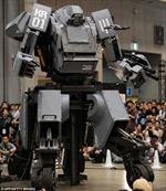 Siêu robot giá 900.000 USD
