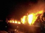 Cháy tàu hỏa tại Ấn Độ, 47 người thiệt mạng