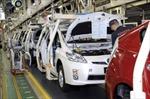 Sản lượng công nghiệp Nhật giảm 3 tháng liền