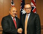 Australia và New Zealand khôi phục quan hệ ngoại giao với Fiji