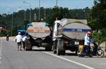 Bắt quả tang vụ buôn lậu khoảng 2.000 tấn xăng