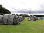 """Cắm trại """"lên ngôi"""" ở Olympic London"""