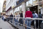 Tỷ lệ thất nghiệp tại Eurozone chạm mức kỷ lục