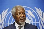 Khủng hoảng Syria: ông Kofi Annan bỏ cuộc