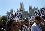 Tây Ban Nha tiến gần 'vết xe đổ' Hy Lạp