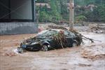 Hai trận bão lớn tràn vào Trung Quốc
