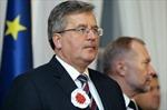 Ba Lan tuyên bố thành lập 'lá chắn tên lửa' riêng