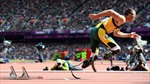 Olympic: 'Người không chân' đi vào lịch sử