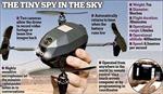 Máy bay 200 gram, hy vọng cho cuộc chiến Afghanistan