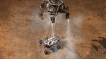 Video minh họa tàu Curiosity đáp xuống sao Hỏa