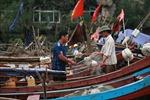 Thêm một tàu cá bị đâm chìm, khẩn trương tìm kiếm 7 nạn nhân mất tích