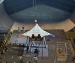 Máy bay tam giác– tương lai của hàng không dân dụng