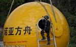 Ngắm 'thuyền Noah' của doanh nhân Trung Quốc