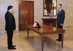 Tân Thủ tướng Syria tuyên thệ nhậm chức