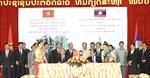Cuộc họp giữa nhiệm kỳ hai Phân ban hợp tác Việt Nam và Lào