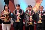 PTSC nhận giải thưởng thương hiệu Việt bền vững