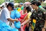 Philippines đương đầu với nạn hồng thủy