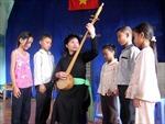 Câu lạc bộ giữ gìn nét văn hóa dân tộc Tày ở Tân Lập