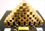 Giá vàng giảm 10 USD/ounce