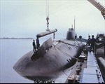 Tàu ngầm nguyên tử Nga bí mật áp sát Mỹ