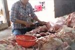 Hành trình mỡ bẩn từ chợ về lò