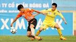 Trước vòng cuối V.League - Eximbank Cup: Nóng hai đầu bảng xếp hạng