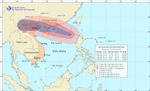 Bão Kai-Tak tiến vào Biển Đông gây mưa diện rộng