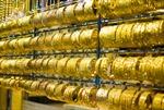 Vàng châu Á ở mức 1.600 USD/ounce
