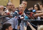 Tòa án Ukraine cấm cựu Thủ tướng Timoshenko tranh cử