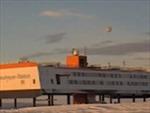 Vật thể lạ xuất hiện ở Nam Cực gây xôn xao