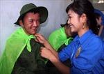 Thí sinh Hoa hậu Việt Nam nhí nhảnh làm từ thiện