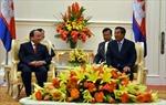 Lãnh đạo Campuchia tiếp Phó Thủ tướng Nguyễn Xuân Phúc