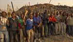 Bạo động bùng phát tại Nam Phi