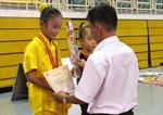 Giải vô địch Wushu trẻ toàn quốc năm 2012