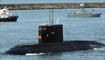 Nga khởi đóng tàu ngầm lớp Varshavyanka