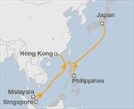 Châu Á có cáp ngầm dưới biển truyền dữ liệu nhanh kỷ lục
