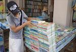 Nam Định: Sách giáo khoa cũ 'đắt hàng'