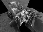 Hành trình đầu tiên của Curiosity trên Sao Hỏa