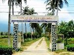 Vườn Quốc gia Côn Đảo có thể trở thành khu Ramsar