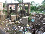 Gia tăng ô nhiễm ở nông thôn do chất thải rắn