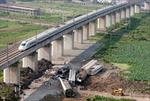 Hai tàu hỏa đâm nhau tại Trung Quốc