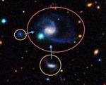 Phát hiện hai thiên hà giống hệt dải Ngân hà