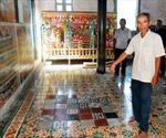 Ngôi chùa Khmer có bề dày truyền thống cách mạng